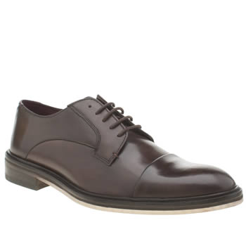 Ted Baker Dark Brown Aokii Mens Shoes