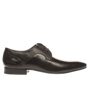 Ted Baker Black Pelton Mens Shoes