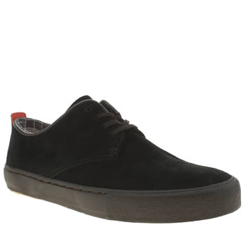 Clarks Originals Black Desert Vulclo Shoes