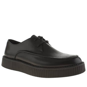 Clarks Originals Black Rockn Lo Shoes