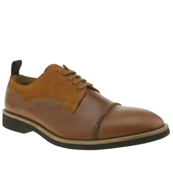 Mens Paul Smith Shoes Tan Skull Shoes