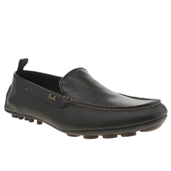 Mens Paul Smith Shoes Black Rico Shoes