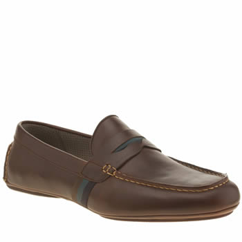 Paul Smith Shoes Brown Ride Mens Shoes