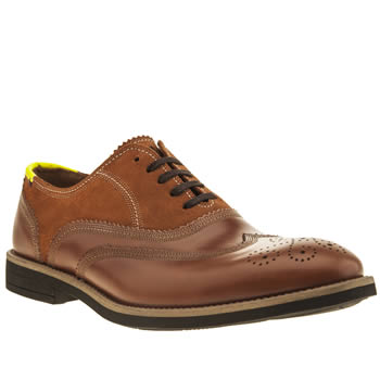 Mens Paul Smith Shoes Tan Baer Shoes