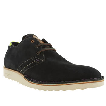 Paul Smith Shoes Navy Saturn Shoes