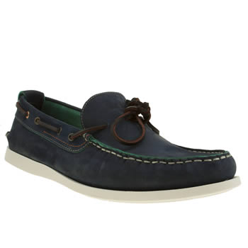 Paul Smith Shoes Navy Aurora Shoes