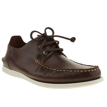 mens paul smith shoes dark brown dagama shoes