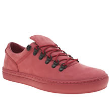 Timberland Red Adventure 2-0 Cupsole Ox Mens Shoes