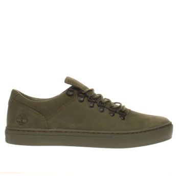 Timberland Green Adventure 2-0 Cupsole Ox Mens Shoes
