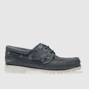 Timberland Navy Chilmark 3 Eye Mens Shoes