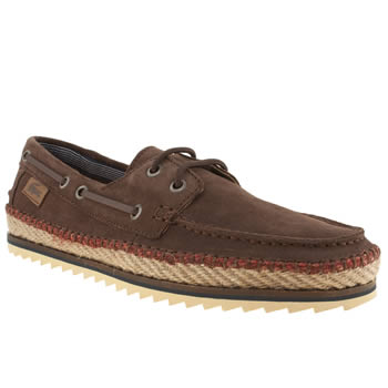Lacoste Brown Sauville 6 Shoes