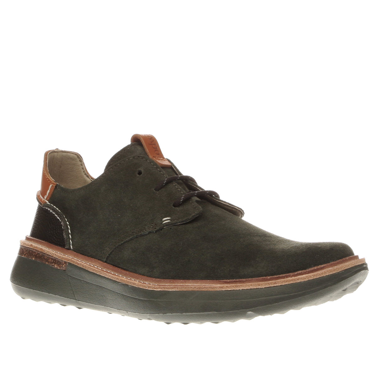 ohw? Ohw? Dark Green Ryder Mens Shoes