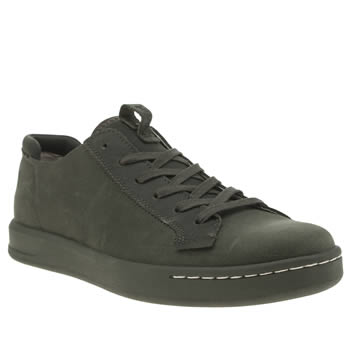 Ohw? Dark Green Dodge Mens Shoes