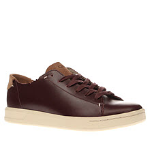 Ohw? Burgundy Deacon Shoes