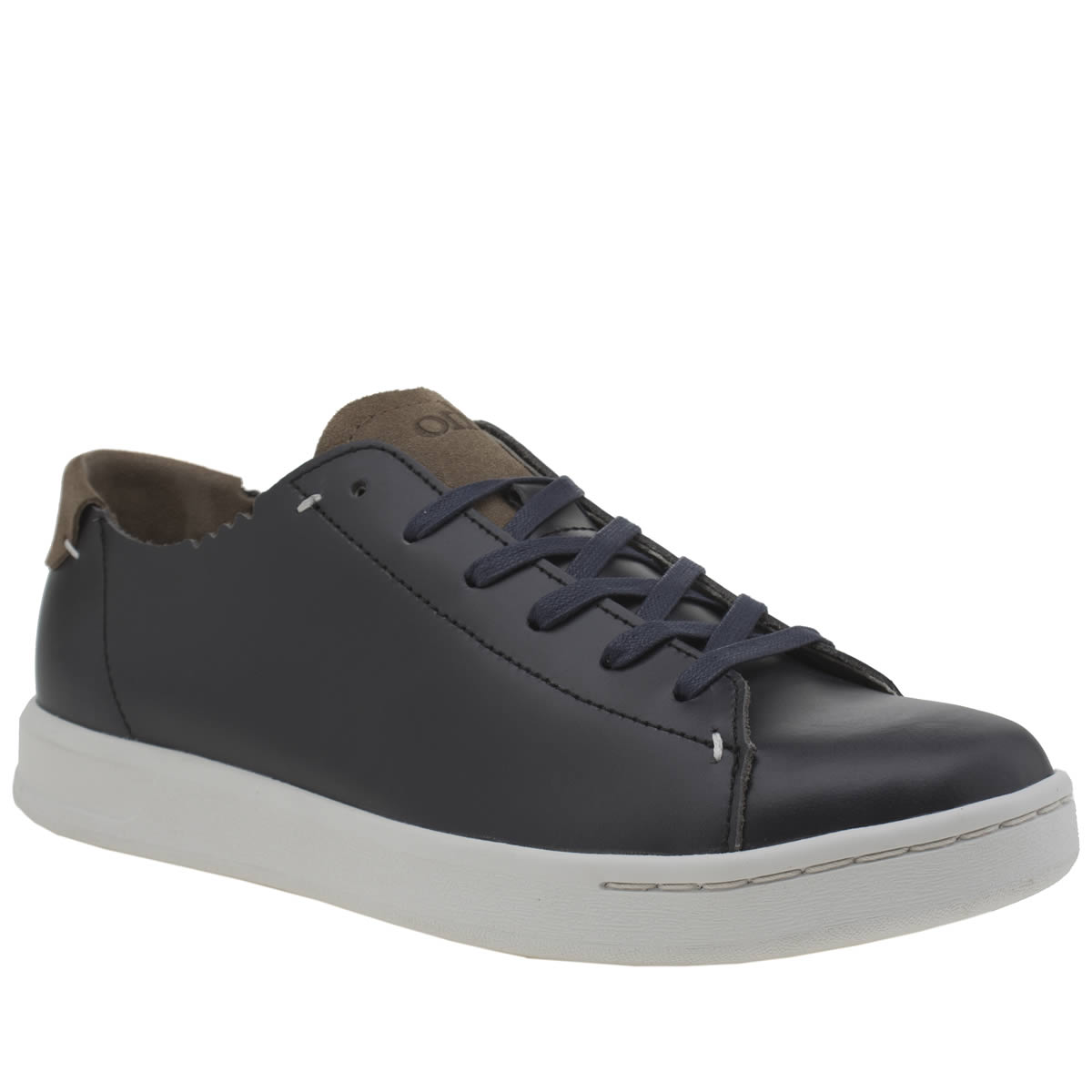 ohw? Ohw? Navy Deacon Mens Shoes