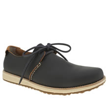Ohw? Navy Hiro Mens Shoes