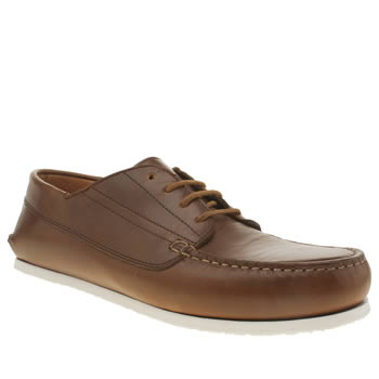Red Or Dead Brown Mr Berry 4 Eye Moc Mens Shoes