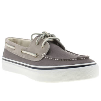 mens sperry grey bahama shoes
