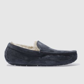 Ugg Navy Ascot Mens Slippers