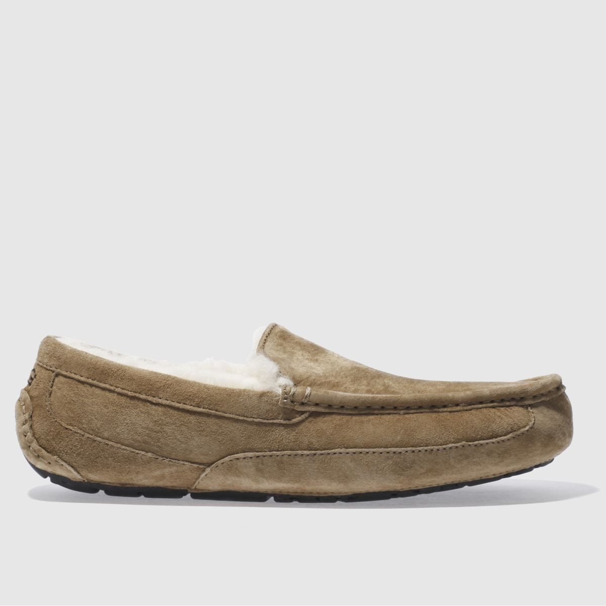 Ugg Tan Ascot Slippers