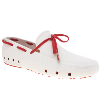 Mocks White Mocklite Classic Shoes