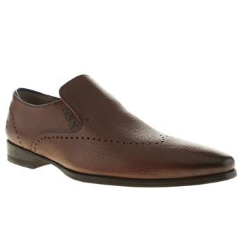 Oliver Sweeney Brown Sweeney London Bercy Wing Slip Shoes