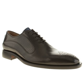 Oliver Sweeney Black Sissa Oxford Shoes