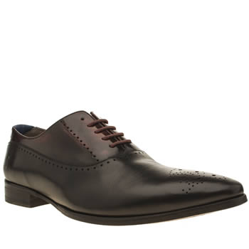 Oliver Sweeney Black Oxford Oakworth Shoes