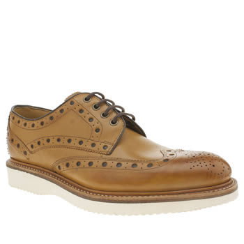 Oliver Sweeney Tan Ashby Shoes