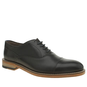 Oliver Sweeney Black Sweeney London Lupton Shoes