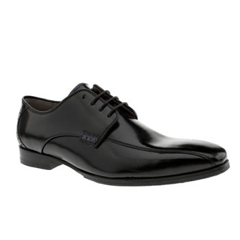 Oliver Sweeney Black Amenque Gibson Shoes