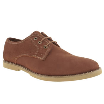 mens frank wright tan thurrock gibson shoes