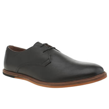 Frank Wright Black Busby Shoes