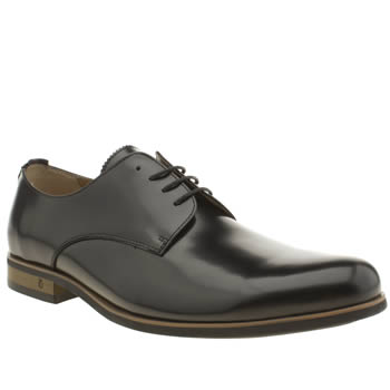 Peter Werth Black Atkinson Derby Shoes