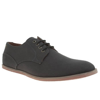 Mens Frank Wright Navy Danza Shoes
