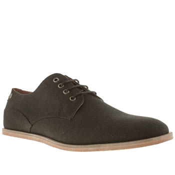Mens Frank Wright Black Danza Shoes