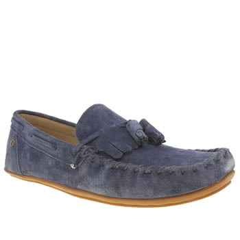 Frank Wright Blue Nevis Shoes