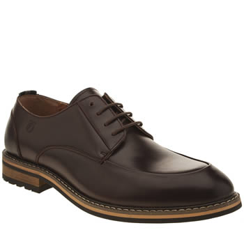 Peter Werth Burgundy Turnmill Apron Shoes