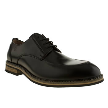 Peter Werth Black Turnmill Apron Shoes