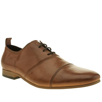 Mens Momentum Tan Augustus Oxford Shoes