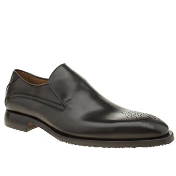 Oliver Sweeney Black Gadoti Mens Shoes