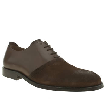 Momentum Brown Mixer Cap Ox Shoes