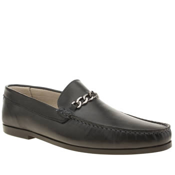 Momentum Navy Rinse Loafer Mens Shoes