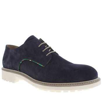 Mens Momentum Navy Gunnerside Gibson Shoes