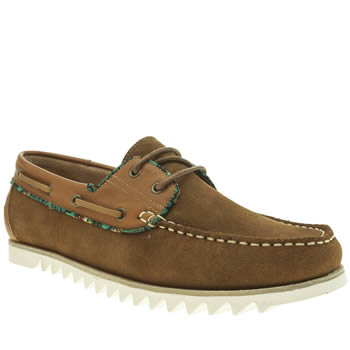 Momentum Tan Bounty Boat Shoe Shoes