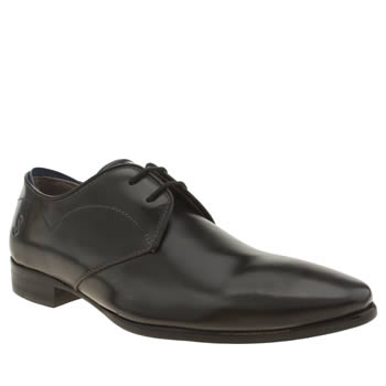 Oliver Sweeney Dark Grey Sweeney London Morsang Shoes