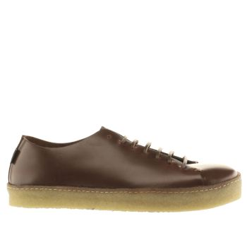 Yogi Brown Rufus Mens Shoes