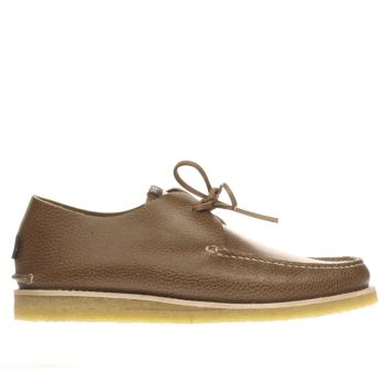 Yogi Brown Lawson Vibram Shoes