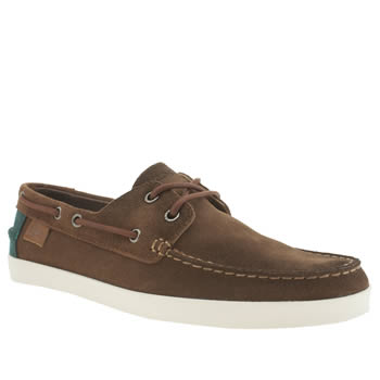 Lacoste Brown Keelson Shoes
