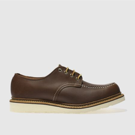 red wing classic oxford 1